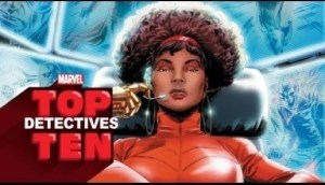 Video: Top 10 Detectives -- Marvel Top 10s
